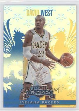 2013-14 Panini Crusade Crusade Blue #146 - David West