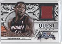 Udonis Haslem /299