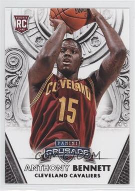 2013-14 Panini Crusade #138 - Anthony Bennett