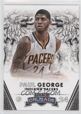 2013-14 Panini Crusade #59 - Paul George