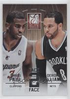 Chris Paul, Deron Williams