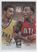 George Hill, Jeff Teague