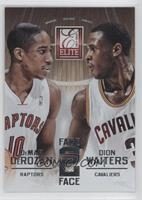 DeMar DeRozan, Dion Waiters