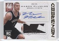 Mason Plumlee /25