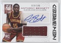 Anthony Bennett /149