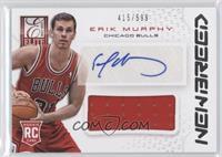 Erik Murphy /599