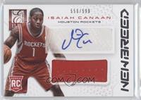 Isaiah Canaan /599