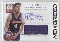 Ryan Kelly /599