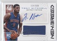 Tony Mitchell /599