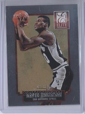 2013-14 Panini Elite #274 - David Robinson /999