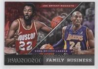 Joe Bryant, Kobe Bryant