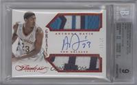 Anthony Davis /15 [BGS 9]