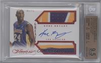 Kobe Bryant /15 [BGS9.5]