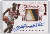 Dominique Wilkins /15