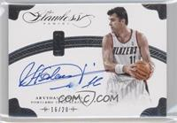 Distributed in 14-15 Flawless - Arvydas Sabonis /20
