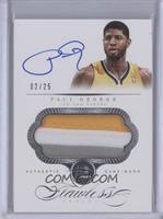 Distributed in 14-15 Flawless - Paul George /25