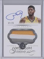 Distributed in 14-15 Flawless - Paul George /25 [Mint]