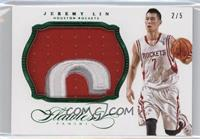 Jeremy Lin /5