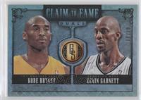 Kevin Garnett, Kobe Bryant /10