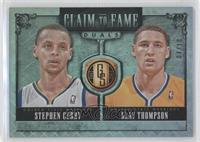 Klay Thompson, Stephen Curry /10
