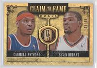 Kevin Durant, Carmelo Anthony /49