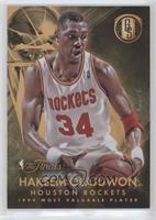 Hakeem Olajuwon /20