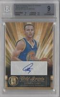 Stephen Curry /35 [BGS 9]