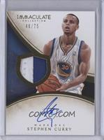 Stephen Curry /75