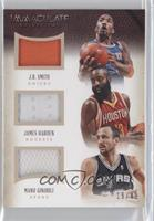J.R. Smith, James Harden, Manu Ginobili /49