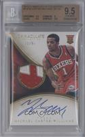 Michael Carter-Williams /99 [BGS 9.5]