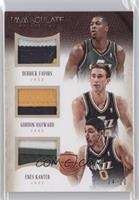 Derrick Favors, Enes Kanter, Gordon Hayward /10