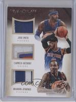 Brandon Jennings, Carmelo Anthony, Josh Smith /10