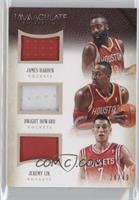 Dwight Howard, James Harden, Jeremy Lin /49