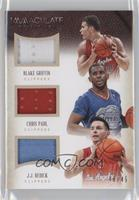 Blake Griffin, Chris Paul, J.J. Redick /49
