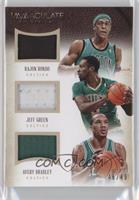 Avery Bradley, Jeff Green, Rajon Rondo /49