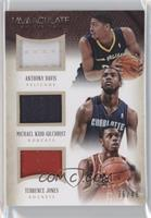 Anthony Davis, Michael Kidd-Gilchrist, Terrence Jones /49