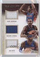 Andre Drummond, Brandon Jennings, Josh Smith /49