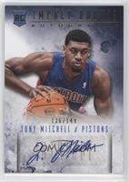 Tony Mitchell /149