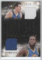 David Lee, Draymond Green /199