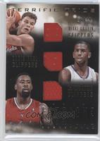 Blake Griffin, DeAndre Jordan, Chris Paul /49