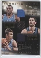 Danilo Gallinari, Kevin Love, Russell Westbrook /199