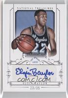 Elgin Baylor /35