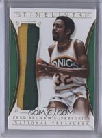 Fred Brown /10