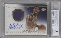 Magic Johnson /25 [BGS 8]