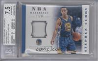 Stephen Curry /99 [BGS 7.5]