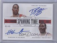 Dwight Howard, Hakeem Olajuwon /49