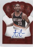 Crown Royale Rookies - Allen Crabbe /75