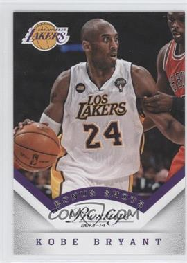 2013-14 Panini Prestige - [Base] - Silver Bonus Shots #154 - Kobe Bryant