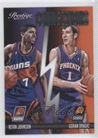 Kevin Johnson, Goran Dragic