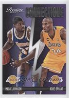 Kobe Bryant, Magic Johnson